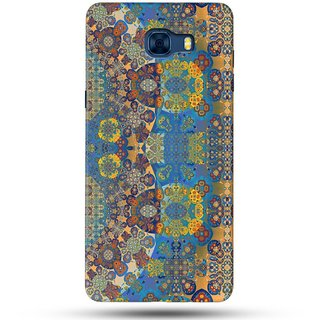 PREMIUM STUFF PRINTED BACK CASE COVER FOR SAMSUNG GALAXY J7 PRIME 2 DESIGN 5943
