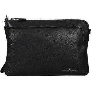 Calfnero Women's Genuine Leather Sling Bag, Casual Bag, Crossbody Bag
