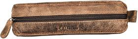 Calfnero Genuine Leather Pen Case