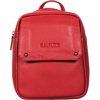37c1df271910 Buy Women s Genuine Leather Backpack Online - Get 30% Off