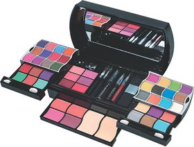 ELEGANCIO Eye Shadow, Compact, Blushers, Lip Gloss, Makeup Kit-8019