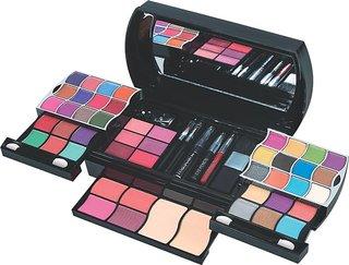 ELEGANCIO Eye Shadow, Compact, Blushers, Lip Gloss, Makeup Kit-8019