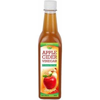 Biotrex Apple Cider Vinegar with mother Vinegar - 500 ml