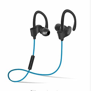 KSS QC10 in the Ear Wireless Neckband Bluetooth Headset with Mic - Multicolor