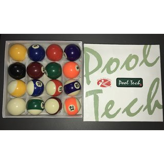 Lgb American Pool Ball Set