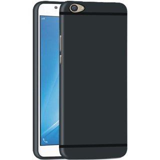 Motorola Moto C Soft Silicon Slim Fit Back Cover