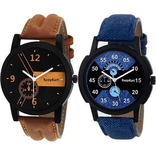 Glamexy  Staylish Watch For Men New Brand combos