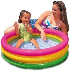 INDMART Swimming pool 3 feet for kids