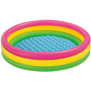 3 Feet Broad Inflatable Indoor Outdoor Swimming Pool Gift for Kids by eRunners