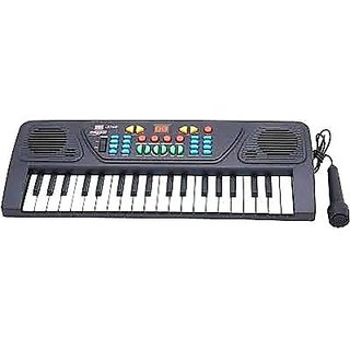 37 Keys Electronic Keyboard Kids Musical Piano with Mic