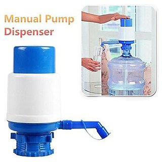 Hand Press Manual Water Can Bottle Water Dispenser Suits For Mineral Water Bottles