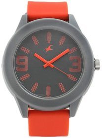 sonata grey dial watch for men