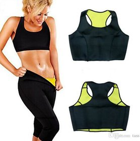 Dealsnbuy Hot Shaper Combo (Pant and Vest)