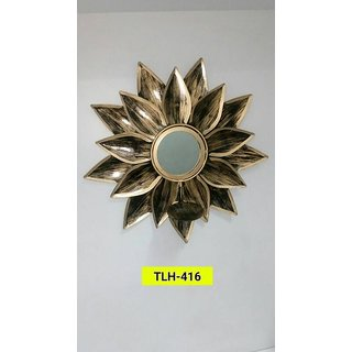 Wall Sconce with Mirror
