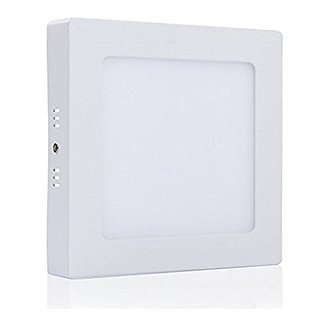 NATURAL WHITE SURFACE SQUARE PANEL18W