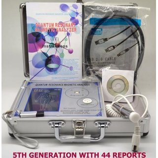 India's Quantum Magnetic Health Analyzer with 38 TO 49 Report  100 Accuracy