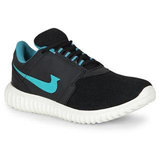 Smartwood laceup black Training sport shoes for men
