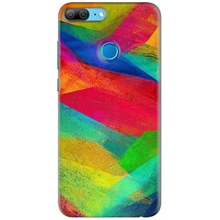 PREMIUM STUFF PRINTED BACK CASE COVER FOR HUAWEI HONOR 9 LITE DESIGN 5003