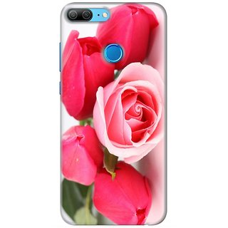 newest 8276f 65374 PREMIUM STUFF PRINTED BACK CASE COVER FOR HUAWEI HONOR 9 LITE DESIGN 5178