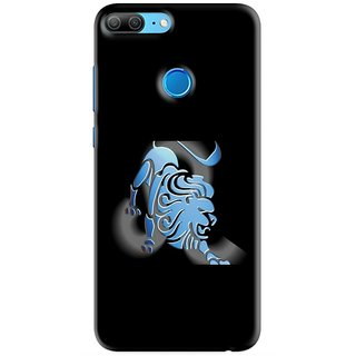 PREMIUM STUFF PRINTED BACK CASE COVER FOR HUAWEI HONOR 9 LITE DESIGN 5755