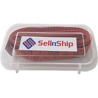 SellnShip M2018 Plastic Measurement Tape (Multicolour)