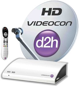 Videocon D2H (SD) connection with one month free