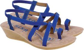 Zamper Casual Wear Flat Slip On/Sandals For Women Under