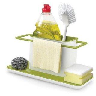 BANQLYNKitchen Stands Plastic Kitchen Rack (Green)