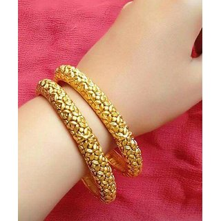 Charming Jewelry Bangle Gold Lookalike for all Occasions