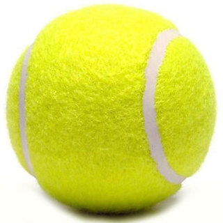 Cricket Tennis Balls For Indoor And Outdoor Use ( Pack Of 3 Balls)