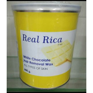 Hair Removal Cream Wax Real Rica 800g