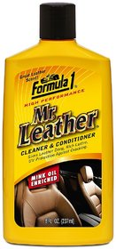 Formula 1 615155 Mr.Leather Cleaner and Conditioner (237 ml)