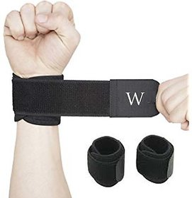Wintex High Quality Elastic Wrist Support (Qty 2 Pcs)