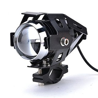 Autosky U5 cree Fog Light Spotlight Universal Bike LED Fog Lamp Headlight 1 Pc