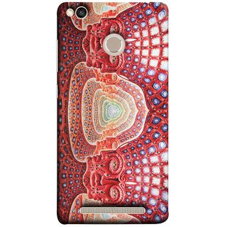 PREMIUM STUFF PRINTED BACK CASE COVER FOR REDMI 3S PRO EDITION DESIGN 5677