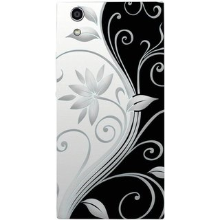 sneakers for cheap 597c7 32fee Buy Back Cover For Sony Xperia R1 Plus (Multicolor, Dual Protection ...