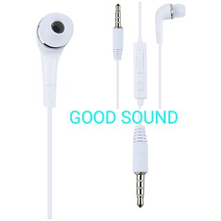 HEADFREE FOR MOBILE EXTRA BASS WHITE COLOR CODE-20