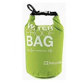 NatureHike 5L Camping Bags High Strength Waterproof Ultralight Bag Green