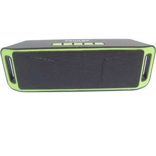 CRYSTAL SOUND EXTRA BASS BLUETOOTH SPEAKER SPEAKER SUPPORT TF CARD USB FM AUX  CALLING BLUETOOTH ( COLOR MAY VERY )
