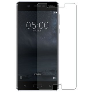 4D Tempered Glass for Nokia 5