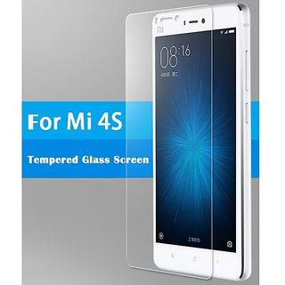 4D Redmi  4S 0.3 Mm Flexible Tempered Glass