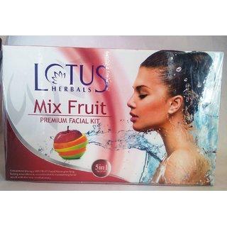 Lotus Herbals Mix Fruit Premium Facial Kit 600g