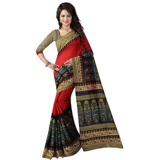 ESHA PRINT (BHAGALPURI SAREES) NEW BOLLYWOOD-INDIAN-DESIGNER-PARTY-WEAR-ETHNIC Peria-Apparel
