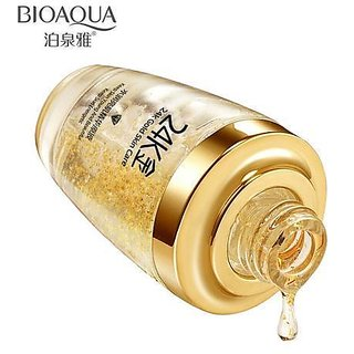 24k Gold Facial Facial  Care Anti wrinkle Anti-Ageing Face Serum