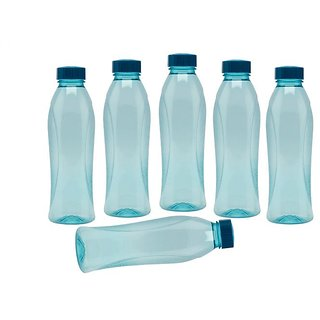 Milton Water Bottles 6pcs blue