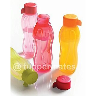 Tupperware 310ml water bottle 4pcs