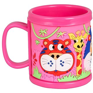 Party Mug Cup For Kids Children Milk Shake With Fancy Cartoons New Collection Birthday Return Gift