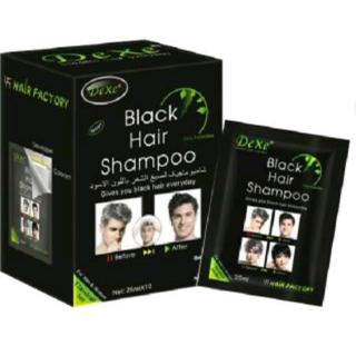 DEXE black hair shampoo 100 original