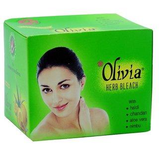 Olivia Herb Bleach skin Natural Combo Set off 6 - 30 gm