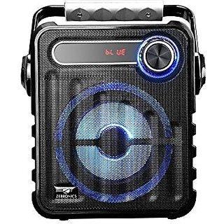 Zebronics ZEB-BUDDY Portable Bluetooth wireless Speaker, FM (BOX OPEN)